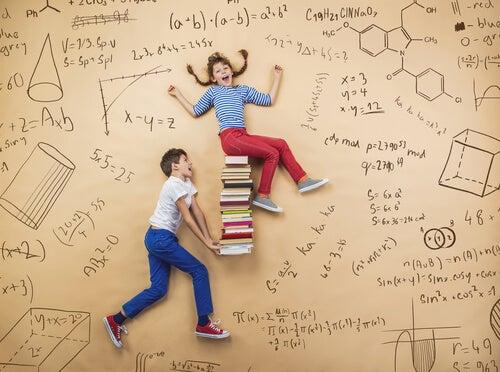 I bambini ad alto potenziale intellettivo hanno una notevole creatività