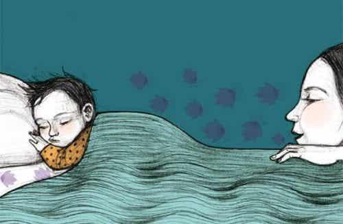 Buonanotte, mamma: il miglior modo in cui può finire la giornata