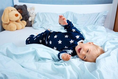 5 situazioni da evitare prima di mettere a letto vostro figlio