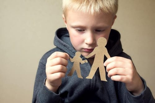 Non mettetevi mai tra vostro figlio e il vostro ex