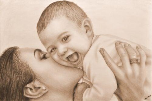 Amare un bambino apre luoghi sconosciuti del cuore