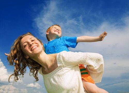Rendere libero vostro figlio renderà libera anche voi stessa