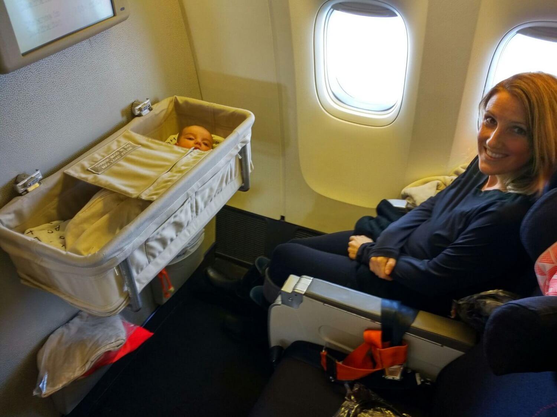 Quando si è in viaggio, è importante assicurare il massimo comfort al bebè