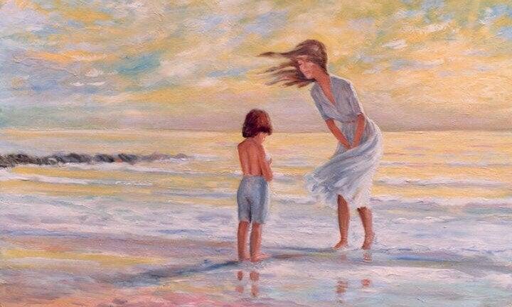 Amare un bambino è uno dei più bei regali della vita