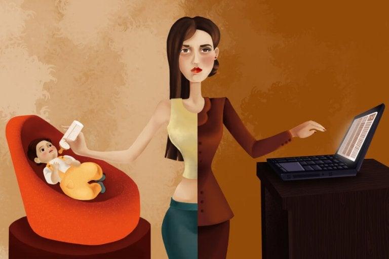 mamme e donne lavoratrici