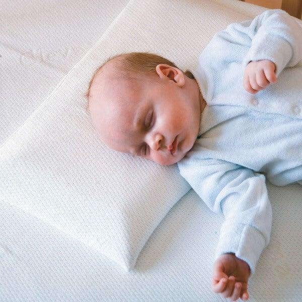 I neonati non devono usare cuscini