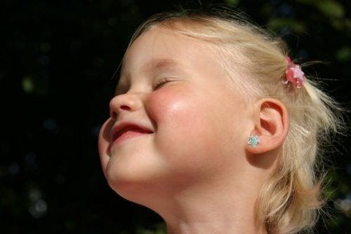 L'età migliore per mettere gli orecchini