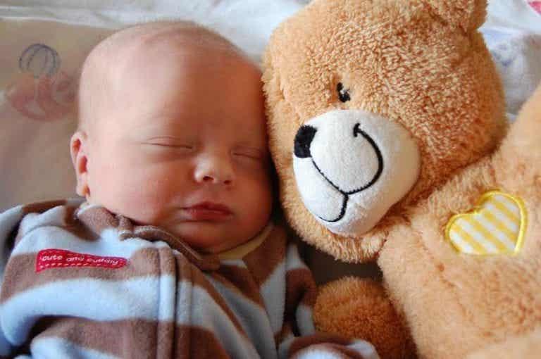 La posizione ideale per far addormentare il vostro bambino