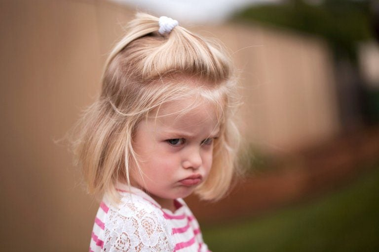Bambini disobbedienti: perché si comportano così?
