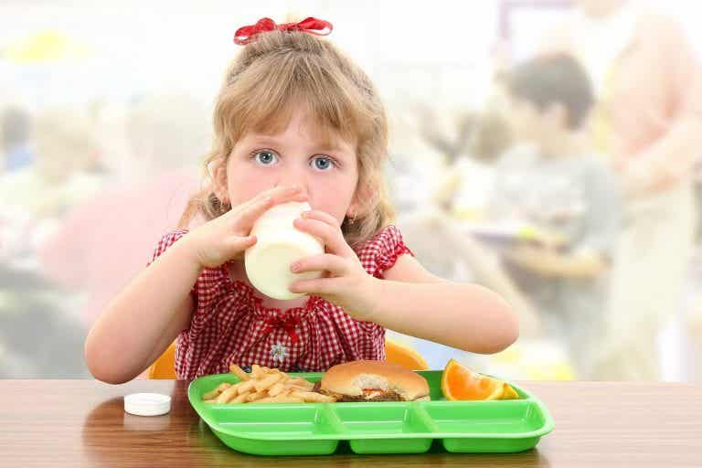 Conseguenze di una cattiva alimentazione dei bambini