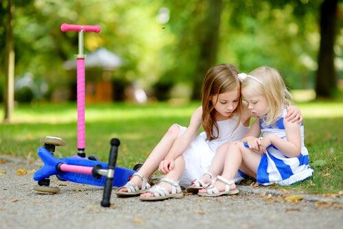 Coltivare l'empatia è fondamentale per stabilire buone relazioni fin da piccoli