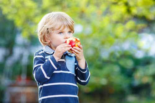 Il disturbo da ruminazione nei bambini