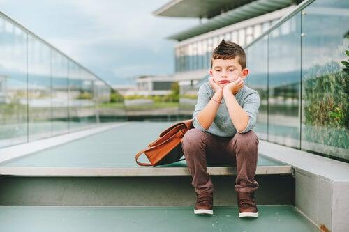 6 conseguenze dell'assenza del gioco nei bambini
