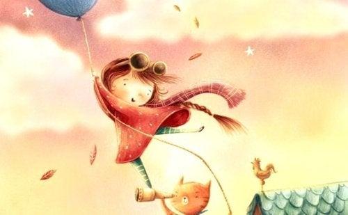 L'immaginazione nei bambini: tutte le sue tappe