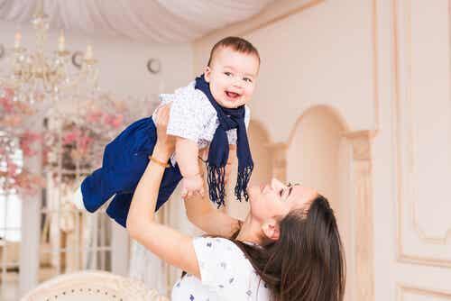 7 modi per vivere una maternità felice