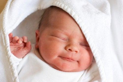 13 curiosità sui neonati