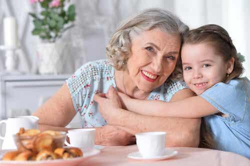 L'importanza della nonna paterna per la famiglia