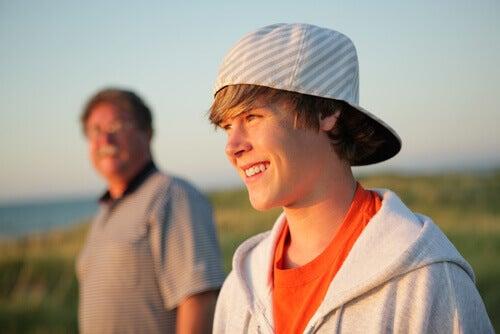 Migliorare il comportamento di un figlio adolescente