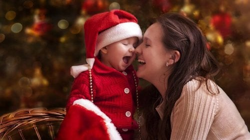 7 progetti natalizi da fare con il bebè