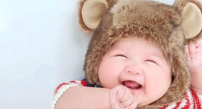 il quinto mese di vita del bebè