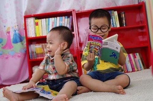 Come infondere il piacere della lettura nei bambini