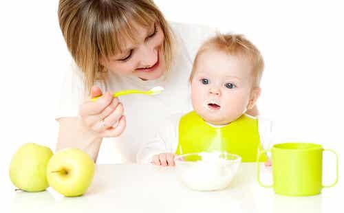 Ricette dolci per bambini dai 9 ai 12 mesi