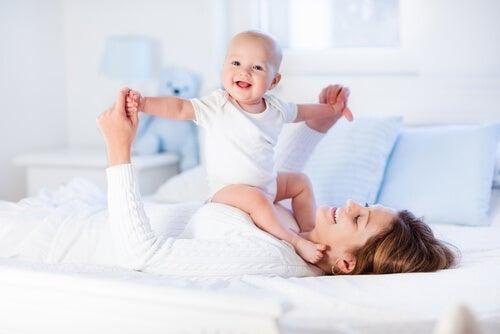 8 esercizi per rinforzare i muscoli del vostro bambino