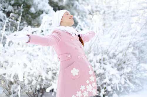 Partorire in inverno: i pro e i contro