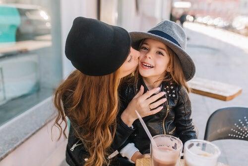 I genitori millennials dedicano tempo di qualità ai figli