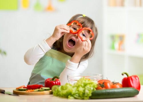 Frutta e verdure sono importanti alimenti per prevenire l'anemia