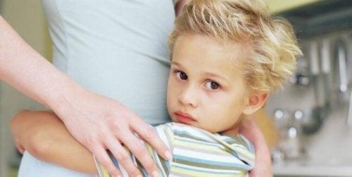 Le paure dei bambini di 6 anni
