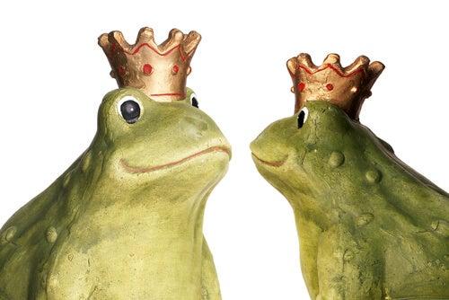 Tra le favole per educare i bambini, quella delle due rane è una delle più istruttive