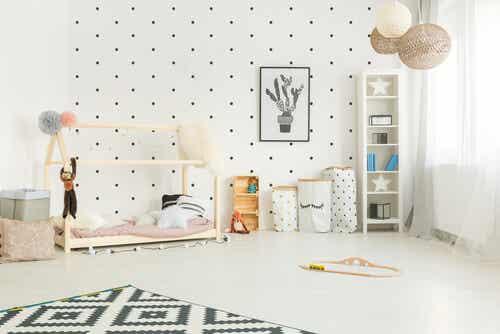 Stanza del bambino: decoratela con il metodo Montessori