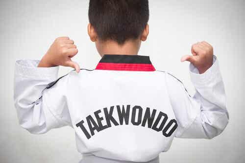 Taekwondo per bambini: benefici fisici, psicologici e sociali