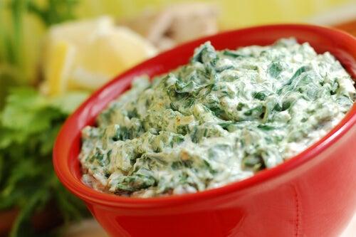 4 divertenti ricette con gli spinaci