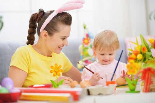 Attività manuali per bambini dai 3 ai 5 anni: le 3 migliori