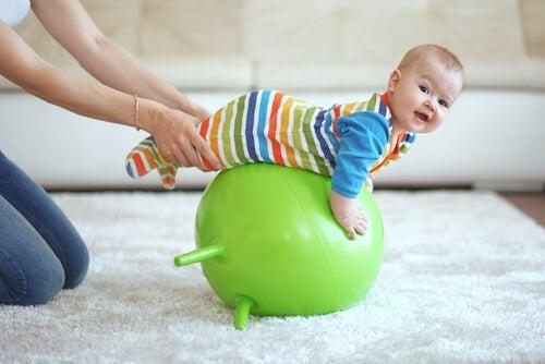 Che cosa sono le palestre per bebè?