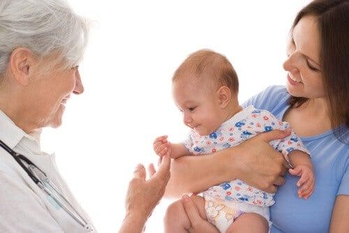 Pediatra con esperienza