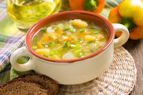 Dieta raccomandata per la gastroenterite nei bambini