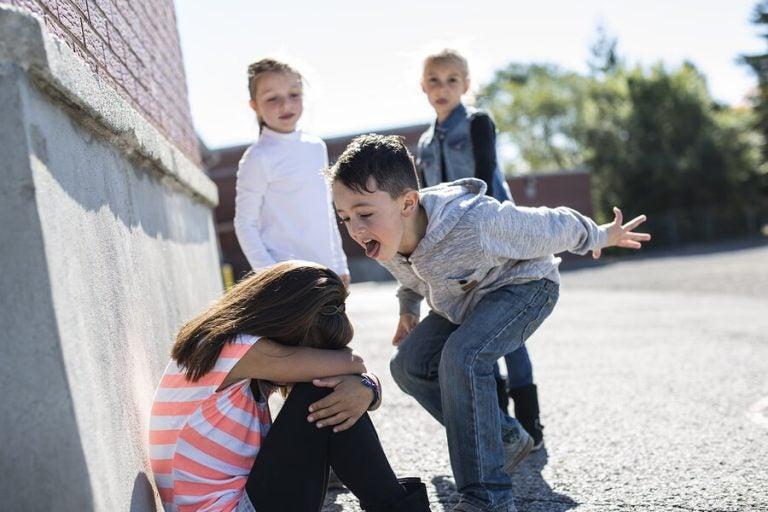 5 tipi di molestia scolastica