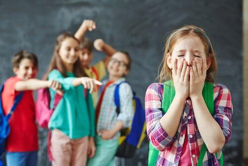 La molestia psicologica è un tipo di molestia scolastica più silenzioso degli altri