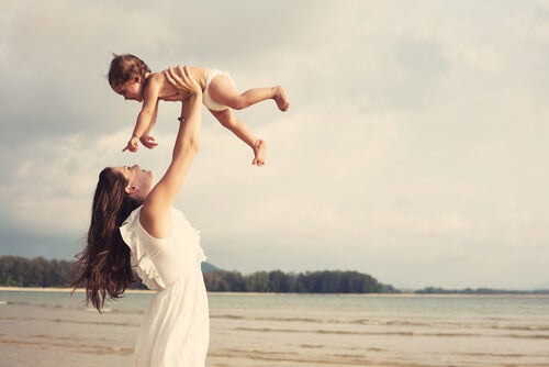 10 vantaggi dell'essere madre