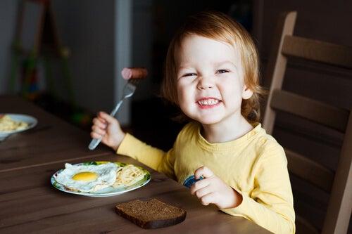I 6 migliori alimenti per il cervello dei bambini