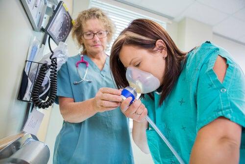 Ossido nitroso: un calmante per il parto