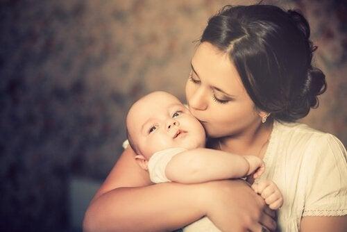l'amore materno è unico