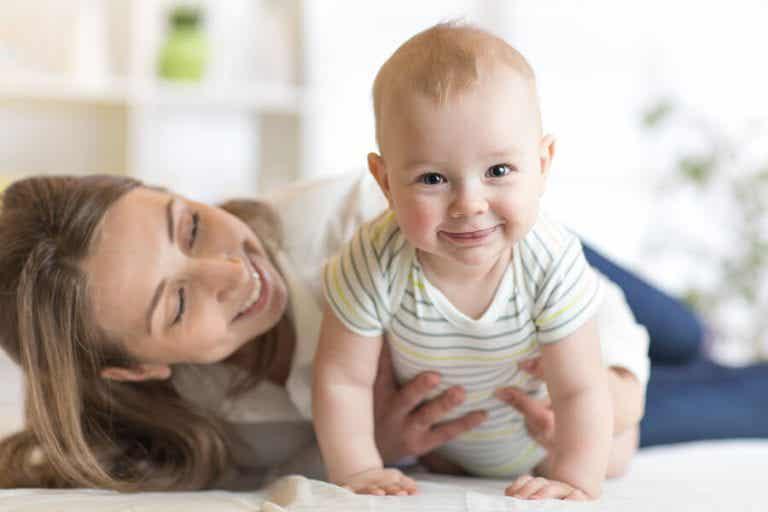 Come calmare il singhiozzo del bebè?
