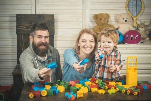 5 passatempi per bambini di 2 anni