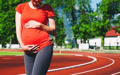 Non è consigliabile aspettare l'ultimo giorno per andare in congedo maternità.