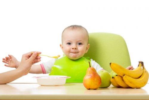 Come introdurre la frutta nella dieta dei bambini?