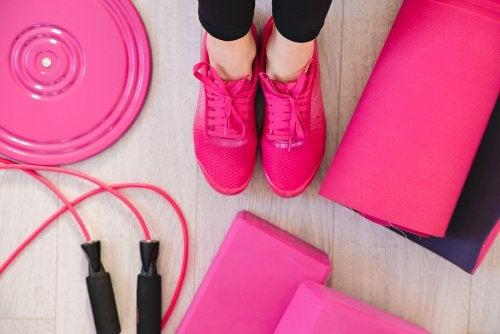 Riprendere progressivamente a fare esercizio è il modo migliore per recuperare la linea dopo aver partorito